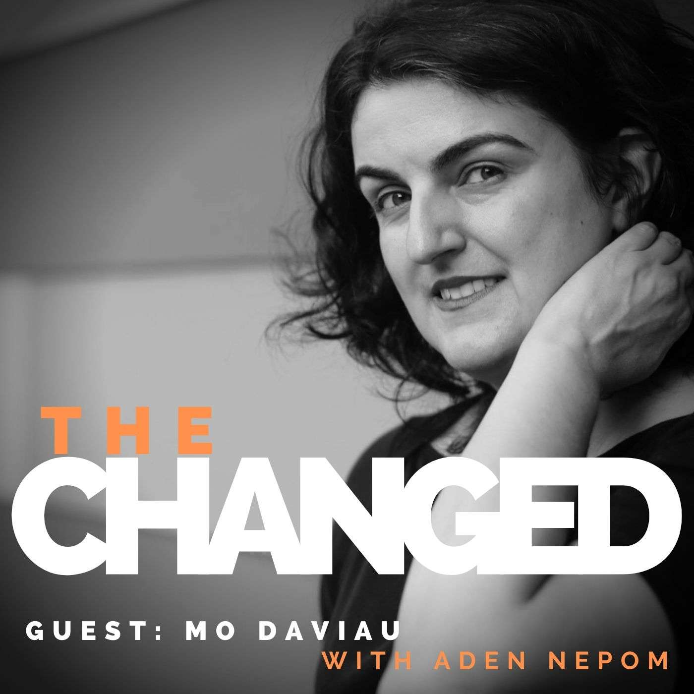 Episode 2 Guest Mo Daviau – Author of the novel, Every Anxious Wave