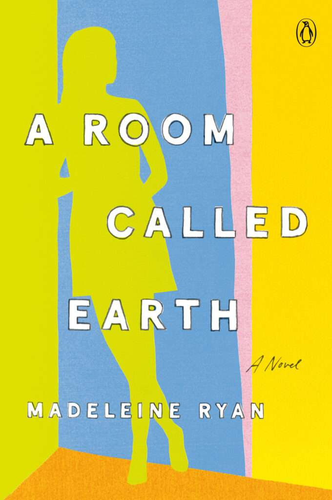 A Room Called Earth, the debut novel of this week's guest on The Changed Podcast, Madeleine Ryan